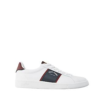 Fred Perry Men's B721 Leather Tennis Shoes