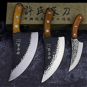 Hand Forged Fixed Blade Knife