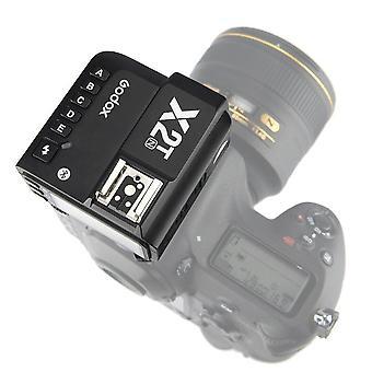 Wireless flash trigger