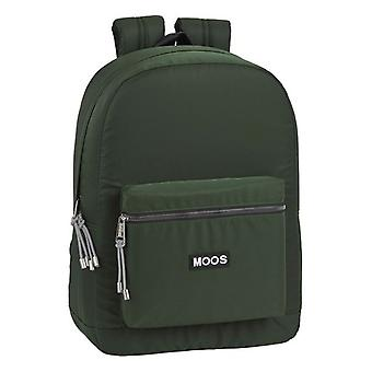 Laptop Backpack Moos 15,6'' Khaki