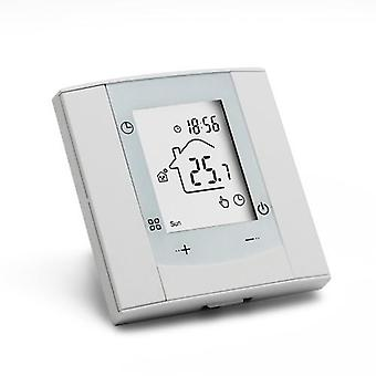 Intelligent Temperature Controller Thermostat Push Button Type Intelligent Temperature Control Switch Home Intelligent Life Hotel Multifunction Temperature Control Tool GA/GB/GC Optional