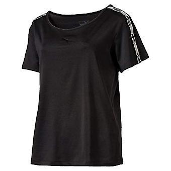 Puma Soft Sports Tee T-shirt, Woman, Puma Black, XS