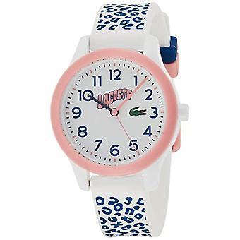 Reloj de cuarzo Lacoste con correa de silicona 2030025
