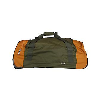 Quiksilver Centurion Wheeled Luggage in Forest Night