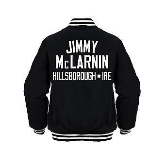 Jimmy mclarnin boxing legend jacket