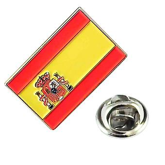 Lazos Planet España Bandera Solapa Pin Insignia
