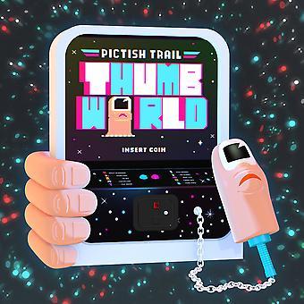 Pictish Trai – Thumb World Limited Edition Rosa Vinyl