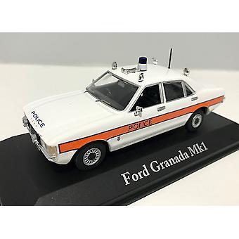 Ford Granada MkI Diecast Model Car