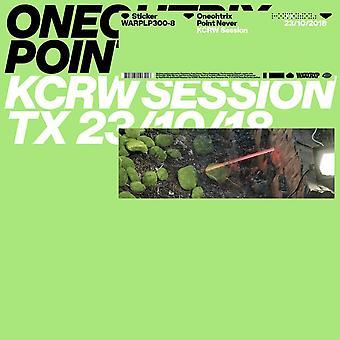 Oneohtrix Point Never - KCRW Session TX 23/10/18 Vinyl