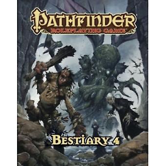 Pathfinder Rollenspiel: Bestiary 4