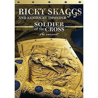 Ricky Scaggs-Soldaat van Kruis [DVD] [200 DVD Regio 2