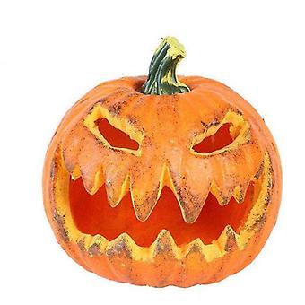Decorative Figure (21 x 17 cm) Pumpkin Orange