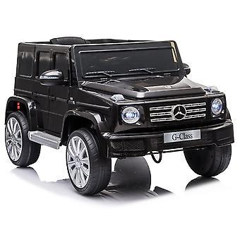 Mercedes G500 masina electrica pentru copii - negru - 2.4G controlabil