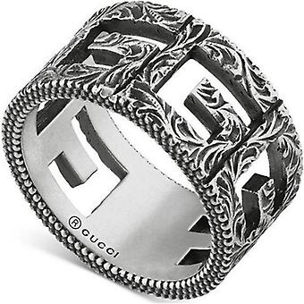 Gucci jewels g cube ring ybc551918001014