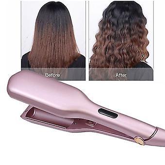 Professional Hair Curler Volume Styler Artist Ceramic Deep Hair Waver 2 Barrel Fast Heat Curling