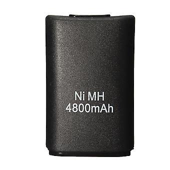 Akumulatory 2x4800mah + ładujący do bezprzewodowego kontrolera przewodowego dla konsoli Xbox 360