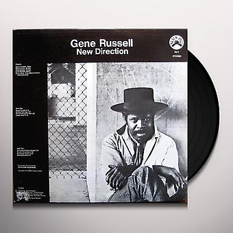 Gene Russell - Ny riktning Vinyl