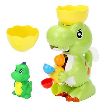 Giocattoli da bagno Bambini Acqua Spray Doccia Gioco Carino Cartone animato Dinosauro Baby Bagno Baby Giocattoli| Giocattolo da bagno