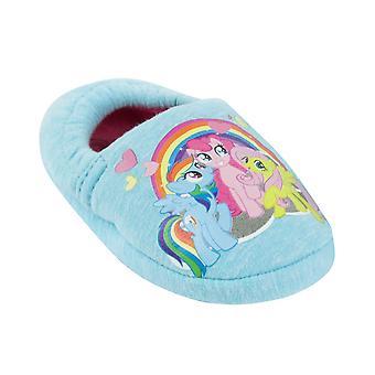 Mina små ponnyflickor tofflor