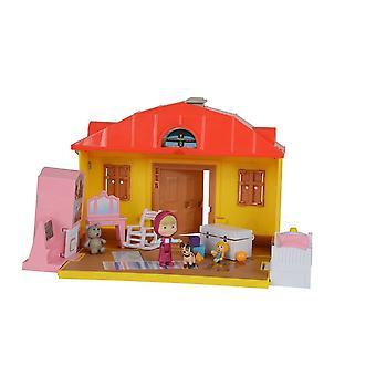 Masha House Playset