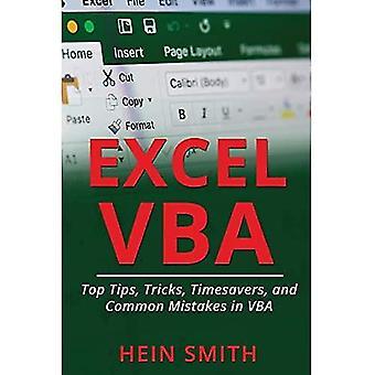 Excel VBA: najważniejsze wskazówki, sztuczki, czasoznawcy i typowe błędy w programowaniu VBA