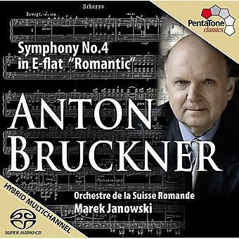 A. Bruckner - Bruckner: Symphony No. 4 [SACD] USA import