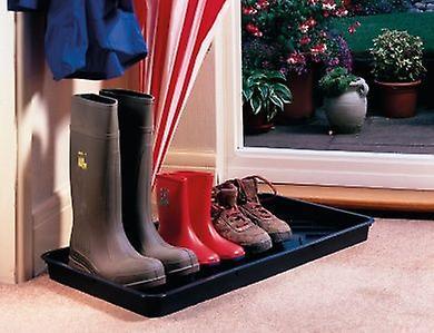 Boot Tray Black Plastic