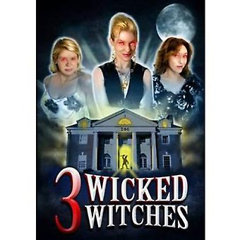 3 Wicked Witches [DVD] USA import