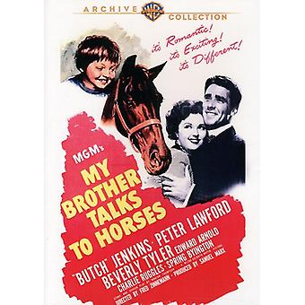 My Brother Talks to Horses [DVD] USA import