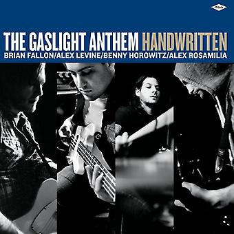 Gaslight Anthem - Handwritten [Vinyl] USA import