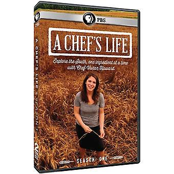 Chef's Life: Season 1 [DVD] USA import