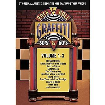 Rock & Roll Graffiti - 1 & 2 & 3 [DVD] USA import