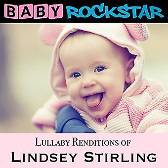 Baby Rockstar - Lullaby Renditions of Lindsey Stirling [CD] USA import