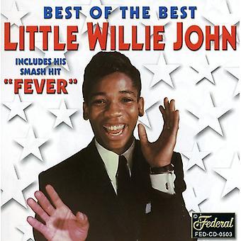 Little Willie John - Best of the Best [CD] USA import