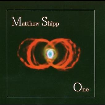 Matthew Shipp - One [CD] USA import