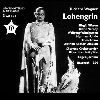 R. Wagner - Wagner: Lohengrin, importación de USA de Bayreuth 1954 [CD]