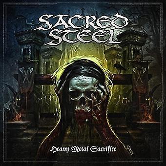 Sacred Steel - Sacred Steel-Heavy Metal Sacrifice [CD] USA import