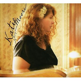 Katie Moore - Only Thing Worse [CD] USA import