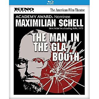 Man in the Glass Booth (1975) [Blu-ray] USA import