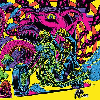 Warfaring Strangers: Acid Nightmares - Warfaring Strangers: Acid Nightmares [CD] USA import