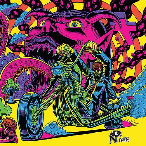 Warfaring Strangers: Acid Nightmares - Warfaring Strangers: Acid Nightmares [CD] USA import