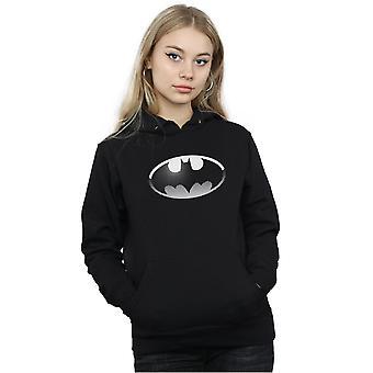 DC كاريكاتير المرأة & ق باتمان بقعة شعار هوديي