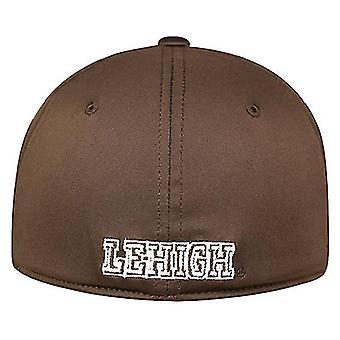Montagne de Lehigh Hawks NCAA tracter chapeau ajusté Stretch «Rails»