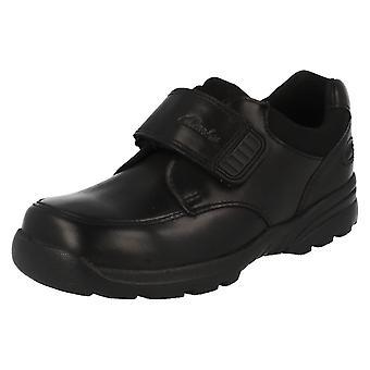 Jongens Clarks Gore-Tex School schoenen Tam gaan GTX