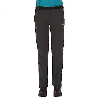 Regatta kvinners/damer Xert strekk Zip-Off gå bukser II
