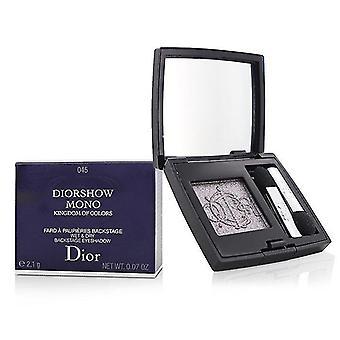 Christian Dior Kingdom Of Colors Diorshow Mono Wet & Dry Backstage Eyeshadow (limited Edition) - # 045 Fairy Grey (box Slightly Damaged) - 2.1g/0.07oz