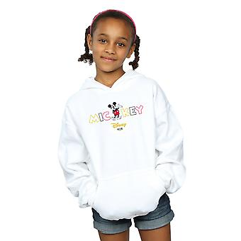 Disney Girls Mickey Mouse 1928 Hoodie