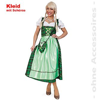 Josefa naisten puku Baijerin Dirndelkleid Dirndl Oktoberfest Dirndl niityt naisten puku