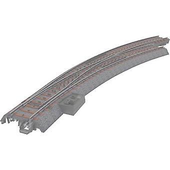 H0 Märklin C (incl. track bed) 24772 High-speed point, Right