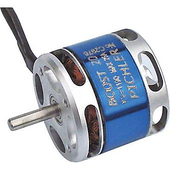 Pichler Boost 20 V2 Model aircraft brushless motor kV (RPM per volt): 1190